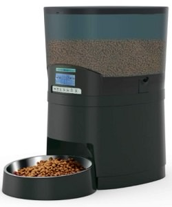 HoneyGuaridan 7L Automatic Pet Feeder for Cats and Dogs
