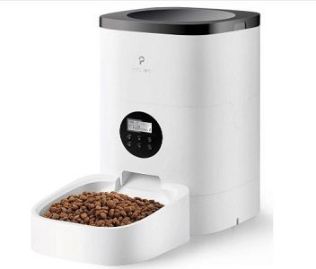 PETLIBRO Automatic Cat Feeder – Timed Cat Feeder for Dry Food