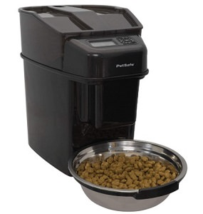 PetSafe Healthy Pet Simply Feed – Pre-Portioned Automatic Food Dispenser