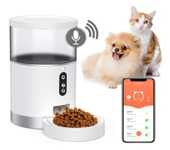 Peteme Automatic Cat Feeder