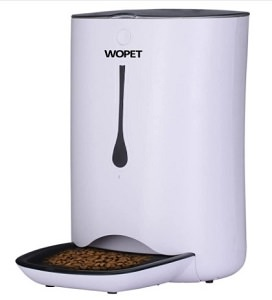 WOPET Automatic Pet Feeder for Cats and Dogs