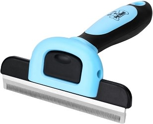 Pet Neat Pet Grooming Brush Effectively Reduces Shedding
